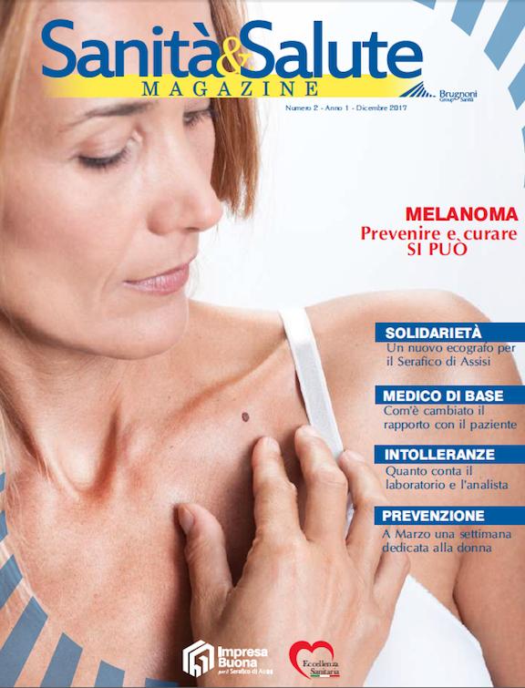 Brugnoni-Group-Sanità-Copertina-Magazine-n.2-anno-1-Dicembre-2017