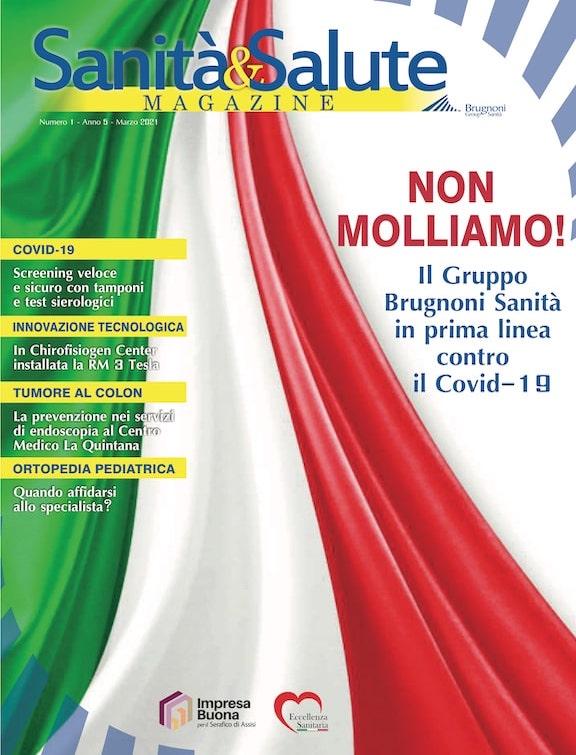 Brugnoni-Group-Sanita-Copertina-Magazine-n.1-anno-5-Marzo-2021